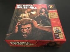 Betrayal at House on the Hill, 1st Edition, 2004 Avalon Hill Board game
