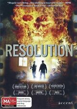 Resolution (DVD, 2013)