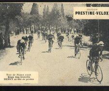 REBRY Cyclisme Tour de France 1931 Ciclismo Prestine Velox GAP Grenoble radsport