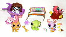 LPS LITTLEST PET SHOP Spring Basket #502, #503, #504, #505 + #506 VGC alm comp