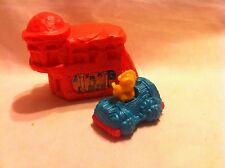 Figures- Flintstones-Car and House