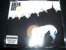 Green Day Jesus Of Suburbia Australian CD Single