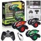 RC Car 3 Channels Multifunction Flashing Mini Radio control Racing Car Toys