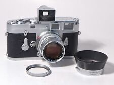 Leica M3 with Summicron 50mm f 2
