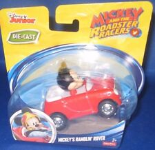 DISNEY JUNIOR DIE CAST MICKEY AND THE ROADSTER RACERS MICKEY'S RAMBLIN' ROVER