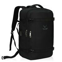 40L Travel Backpack Airline Approved Carry on Backpack Weekender Bag 4 Women Men