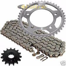 Drive Chain & Sprockets Kit Fits HONDA CBR600F3 Super Sport 95-96