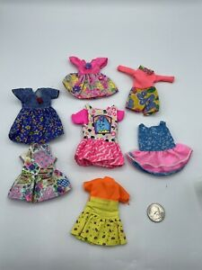 BARBIE DOLL SISTERS CLOTHING STACIE SKIPPER YOUTH TEAM DRESS CAT CUTE LOT