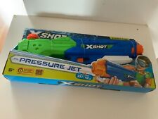 X SHOT PRESSURE JET WATER GUN NEW