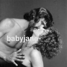 010 BARBRA STREISAND KRIS KRISTOFFERSON A STAR IS BORN POSTER SHOOT PHOTO
