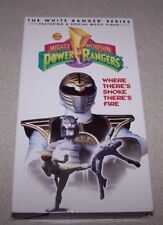 Mighty Morphin Power Rangers  White Ranger Series Where Theres Smoke Theres Fire