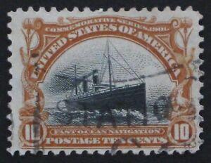 1901 USA Used Scott 299; Mi 137