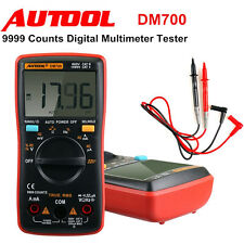 New Autool DM700 9999 Counts Pocket Mini Auto Ranging Digital Multimeter Tester
