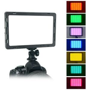 Mcoplus Air1000C LED RGB Video Light360 Colors for DSLR cameras and camcorder