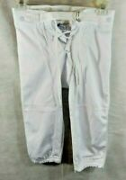 Football Soccer Rugby Pants Youth White Sz Youth Medium Champro New