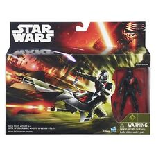 Star Wars Elite Speeder Bike Stormtrooper Figure Boxed Figurine Toy New