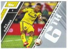 2017 Topps MLS Soccer Back of the Net #BOTN-6 Ola Kamara Columbus Crew SC