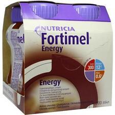 FORTIMEL Energy Schokoladengeschmack 4X200ml PZN 1125413