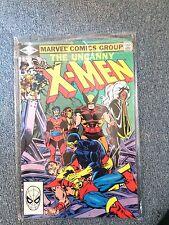 Marvel THE UNCANNY X-MEN Comic Book  #155 Corsair Brood Starjammer