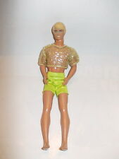 Original Vintage Barbie Ken doll of the 80s in good condition