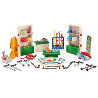 Playmobil Winter Sports Shop Building Set 6570 NEW IN STOCK Addon