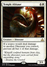 MTG TEMPLE ALTISAUR FOIL EXC - ALTISAURO DEL TEMPIO - RIX - MAGIC