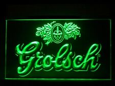J468G Grolsch Beer For Pub Bar Display Decor Light Sign