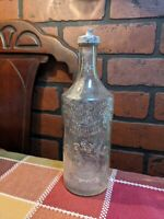 Antique ED.Pinaud Barber Bottle With Top