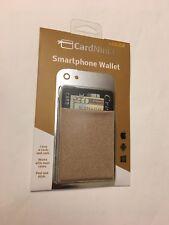 Original CardNinja Smartphone Flexible Wallet For Up To 8 Cards, Gold