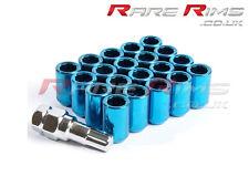 Blue Tuner Wheel Nuts x 20 12x1.25 Fits Nissan 350Z 300ZX 370Z 180
