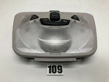 Mercedes C-class W203 FRONT INTERIOR LIGHT LAMP W SUNROOF SWITCH Gray OEM