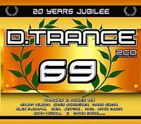D.TRANCE 69 3 CD NEW