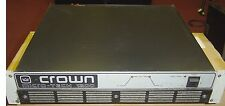 Crown MicroTech 1200 2-CH Power Amplifier