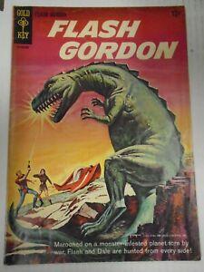 Gold Key FLASH GORDON #1 (1965) The Eyes of Opto, Dale Arden