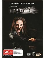Lost Girl Complete Fifth Season 5 Five DVD NEW Regioin 4