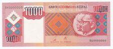 Angola 1000 Kwanzas 2003 SPECIMEN P# 150s UNC (e265)