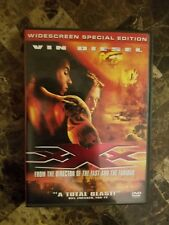 Xxx (Dvd, 2002) Widescreen Special Edition with Vin Diesel