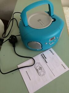 CD/Radio Player Portable Excellent Condition