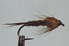 10 x Mouche Nymphe Queue de Faisan H10/12/14/16/18/20 nymp fly fishing trout