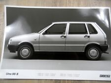 Foto Fotografie photo photograph FIAT Uno 55S (1100 cm3 5 Türen 5 Gänge)  SR1117
