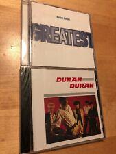 DURAN DURAN Self Titled CD BRAND NEW SEALED BMG Music Club Issue RARE +BONUS CD!