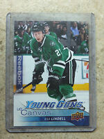 16-17 UD Series One 1 YG Young Guns Canvas #C93 ESA LINDELL RC Rookie