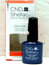 CND Shellac Gel Color GLACIAL ILLUSION COLLECTION 91683- Winter Nights