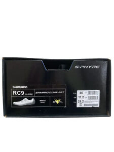Shimano S-Phyre RC901 Shoes Size 46 White