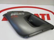 Ducati Left hand upper fairing panel ST4 S Sport touring 48010581ED