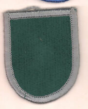 1st Spec Ops Special Operations Cmd Army patch flash oval