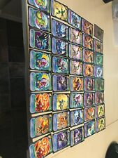 Lot Of 40 Digimon DTector cards