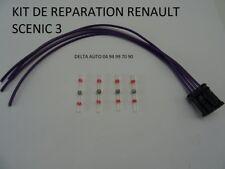 KIT DE RÉPARATION CONNECTEUR PRISE FEU ARRIÈRE RENAULT SCENIC 3 NEUF