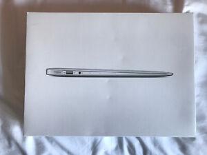 "Original Genuine Apple MacBook Air 2017 *EMPTY BOX* 13"""