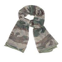 Filet camo individuel camo airsoft camouflage outdoor survie para US militaire